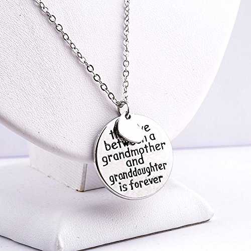 grandma pendant necklace �the love between a grandmother