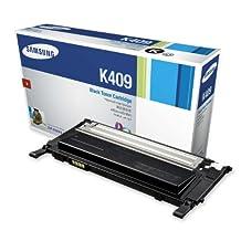 Samsung CLT-K409S Toner 1.5K Yield for CLP-315, CLP-315W, CLX-3175FN - Black