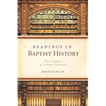 Readings In Baptist History