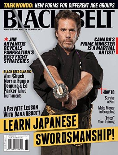 Magazines : Black Belt Magazine