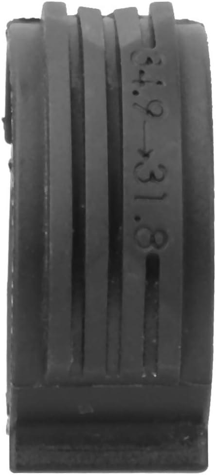 Alomejor D/érailleur Avant Conversion 2 pcs V/élo D/érailleur Anneau V/élo De Montagne D/érailleur Convertisseur pour 34.9mm /à 31.8mm