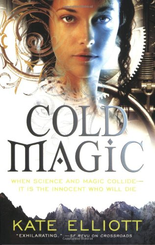 Cold Magic (The Spiritwalker Trilogy)
