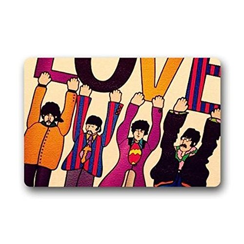 Mr Six The Beatles Yellow Submarine Illustration Decor