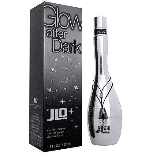 Glow After Dark By Jennifer Lopez For Women. Eau De Toilette Spray 1.7 Oz.