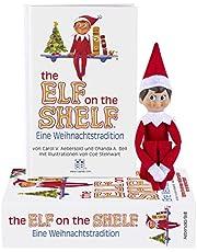 The Elf on the Shelf Een kersttraditie | Deutsche Boy Christmas Tradition | Jonge Elf