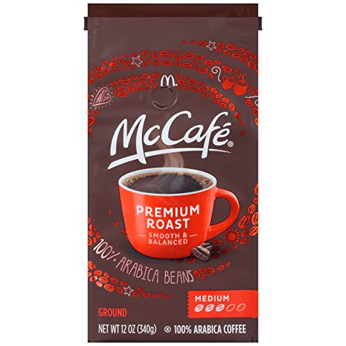 McCafe Premium Roast Ground Coffee 6-Pack Only $21.84