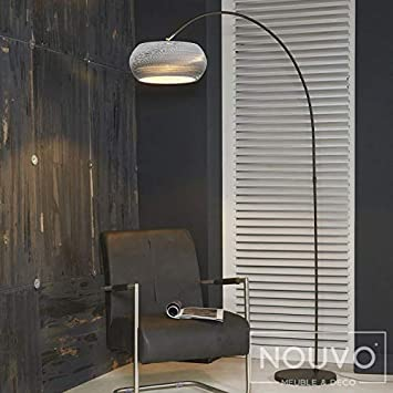 M-001 lámpara de pie Design Santiago: Amazon.es: Hogar