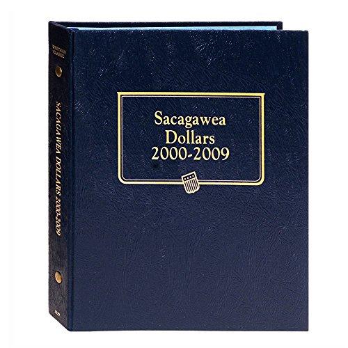 Whitman US Sacagawea Dollar Coin Album 2000 - 2009 -