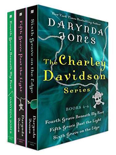 The Charley Davidson Series, Books 4-6]()