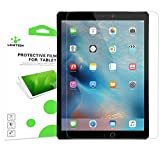 LENTION Clear Screen Protector for iPad Pro 12.9-inch, with Exactly Match Installation Tools (HD Clear 3 Pack)