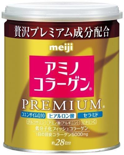 Meiji Amino Collagen Premium 5000mg, Can by Meiji