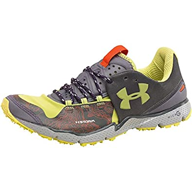 Under Armour Mens Charge RC Storm Trail Running Shoes Grey - 6 UK 6 US 7 cb3e5ca97837