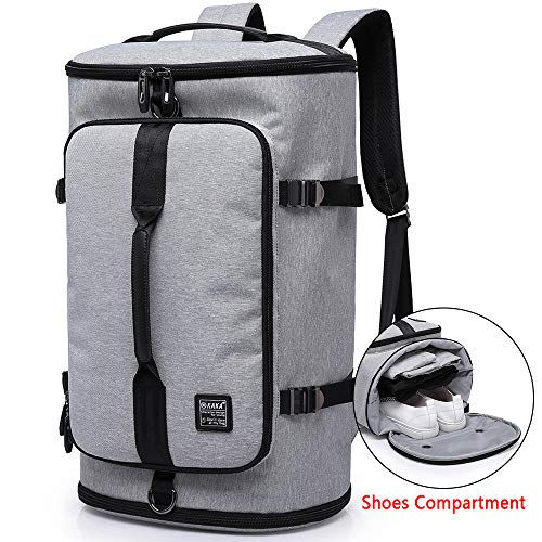 KAKA Travel Duffel Backpack, Gym Backpack Outdoor
