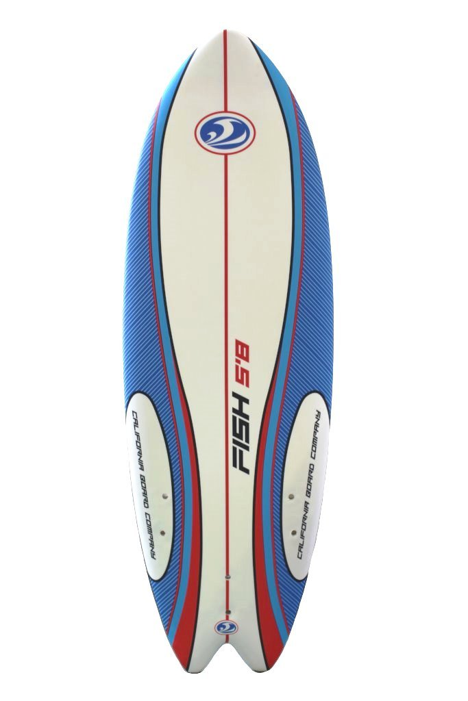 Best fish surfboards for a flawless surf time again trifty for Best fish surfboard