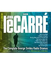 The Collected George Smiley Radio Dramas: Eight BBC Full-Cast Productions Starring Simon Russell Beale