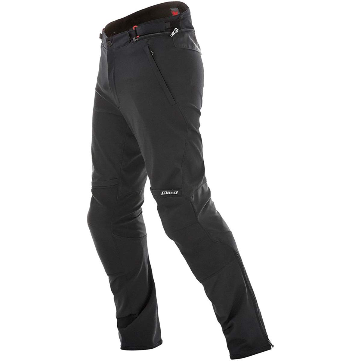 Dainese New Drake Air Tex Men's Street Motorcycle Pants - Black / 50