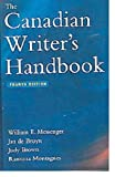 The Canadian Writer's Handbook, Messenger, William E. and Brown, Judy, 0195418255