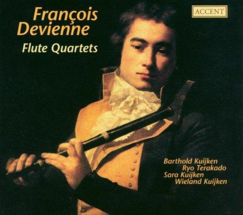 - Devienne: 4 Flute Quartets