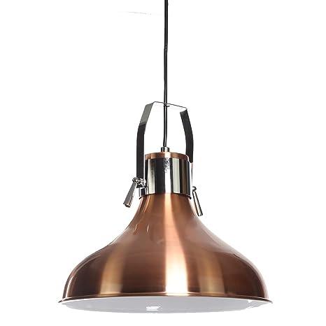Modern Industrial Ceiling Pendant Light Vintage Brushed