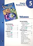 Indiana Science and Technology Chapter 5 Resource File: Volcanoes, , 0030390494
