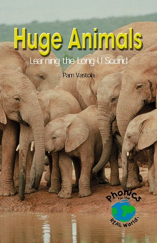 Download Huge Animals: Learning the Long U Sound (Powerphonics) PDF