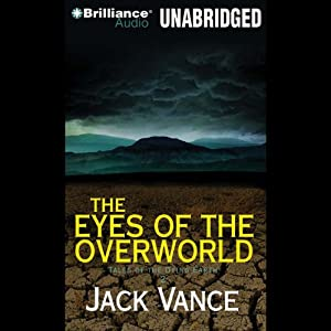 The Eyes of the Overworld Audiobook