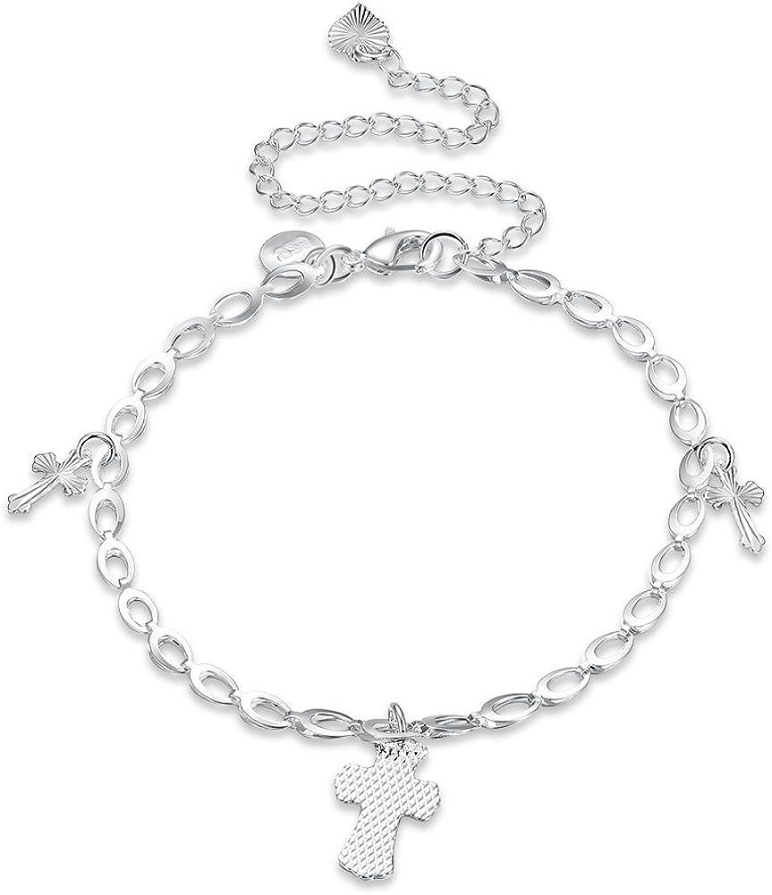 YXYP chevill/ère Bracelet pour Femme Fashion Bracelet de Cheville Charme /ét/é Plage chevill/ère chevill/ère Bracelet Sp/éciale Sandales Plage de Pied