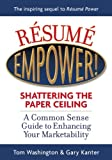Resume Empower!, Tom Washington and Gary Kanter, 0931213185