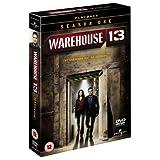 Warehouse 13 - Season 1 [DVD] by Eddie McClintock