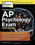 img - for Cracking the AP Psychology Exam, 2018 Edition: Proven Techniques to Help You Score a 5 (College Test Preparation) book / textbook / text book
