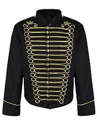 Ro Rox Steampunk Napoleon Military Drummer Parade Jacket