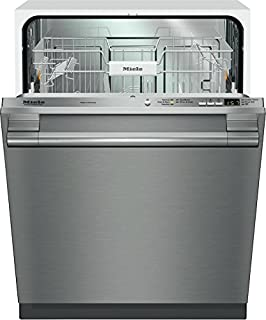 Amazon.com: Miele Classic g4228scuss lavaplatos con 3ª rack ...