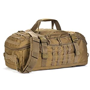 Red Rock Outdoor Gear Traveler Duffle Bag (Coyote) 4a478f6e3118b