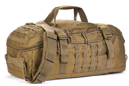 Red Rock Outdoor Gear Traveler Duffle Bag (Coyote)