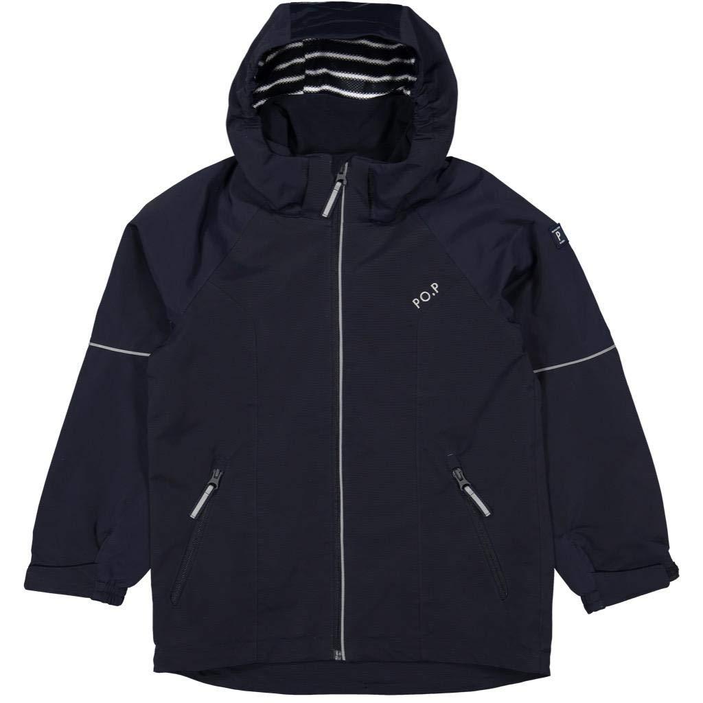 Polarn O. Pyret Shell Jacket (6-12YRS) - Dark Sapphire/10-11 Years
