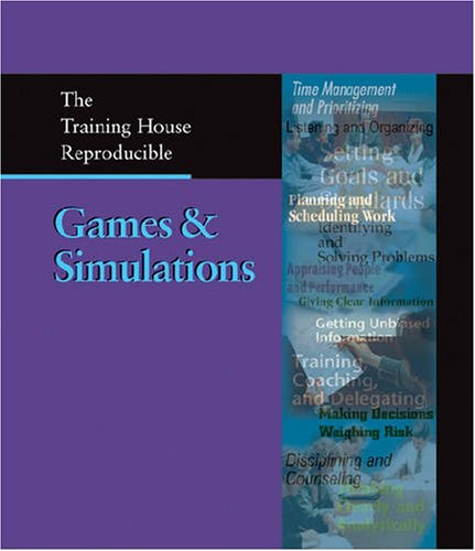 Download Training House Reproducible Games and Simulations PDF