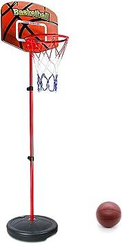 Symiu Canasta Baloncesto Ajustable Juegos de Deporte Al Aire ...