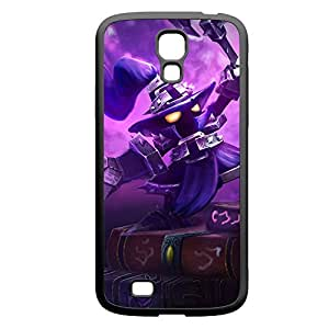 Veigar-001 League of Legends LoL For Case Samsung Galaxy S5 Cover Hard Black