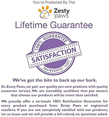 Zesty Paws Turmeric Curcumin for Dogs - Herbal Soft Chews with 95% Curcuminoids for Digestive + Immune Health - Arthritis + Hip & Joint Support - with Organic Turmeric, Coconut Oil & BioPerine