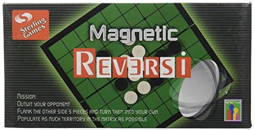 Magnetic Reversi Board Game