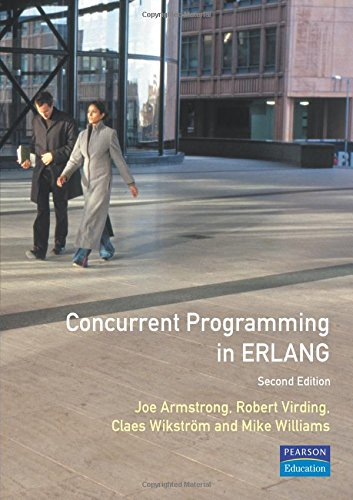 Concurrent Programming in Erlang (2nd Edition) by Prentice Hall