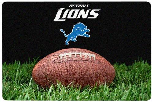 Detroit Lions Team Football Mat - 9