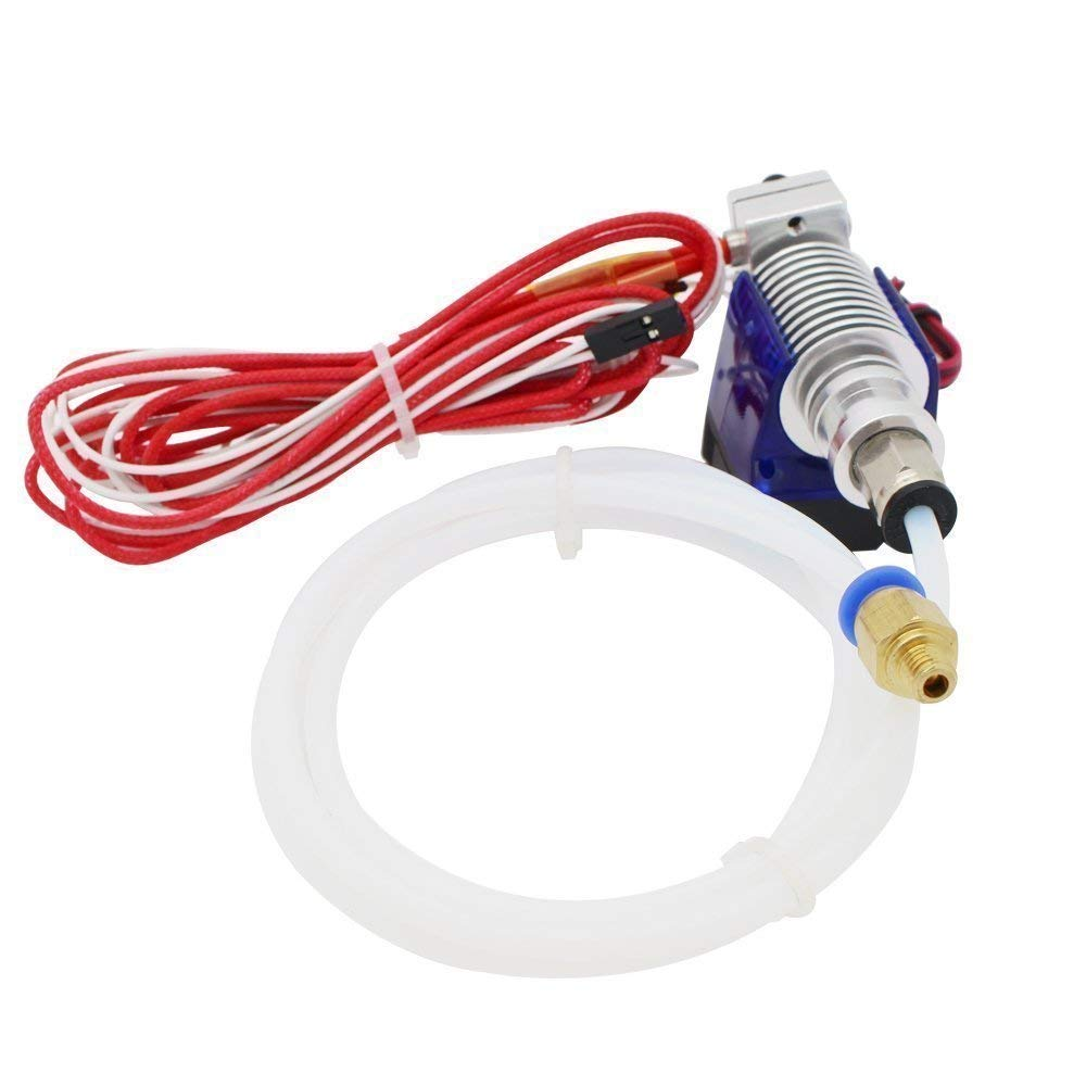 Nozzle 0.3mm Cable Length 1m 3d Printer Accessory Mk8 Extruder Hot End Kit Parts & Accessories