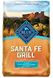 Blue Buffalo Blue Santa Fe Grill Natural Adult Dry Dog Food With Usa Farm-Raised Chicken (1 Count), 22 Lb