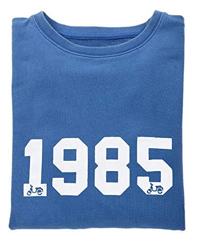Scotta 1985 - Sudadera para Hombre Algodón, Estilo Elegante y Juvenil