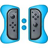 Cheap Surge Grip Kit, Joy-Con & Thumb Grips – Blue – Nintendo Switch