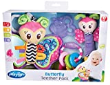 Best Lamaze Baby Gifts 1 Year Olds - Playgro Butterfly Teether Pack for baby infant toddler Review