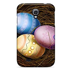 New Arrival Premium Galaxy S4 Case(holidays Easter Decorated Easter Eggs)