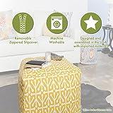 Majestic Home Goods Pearl Villa Indoor Bean Bag