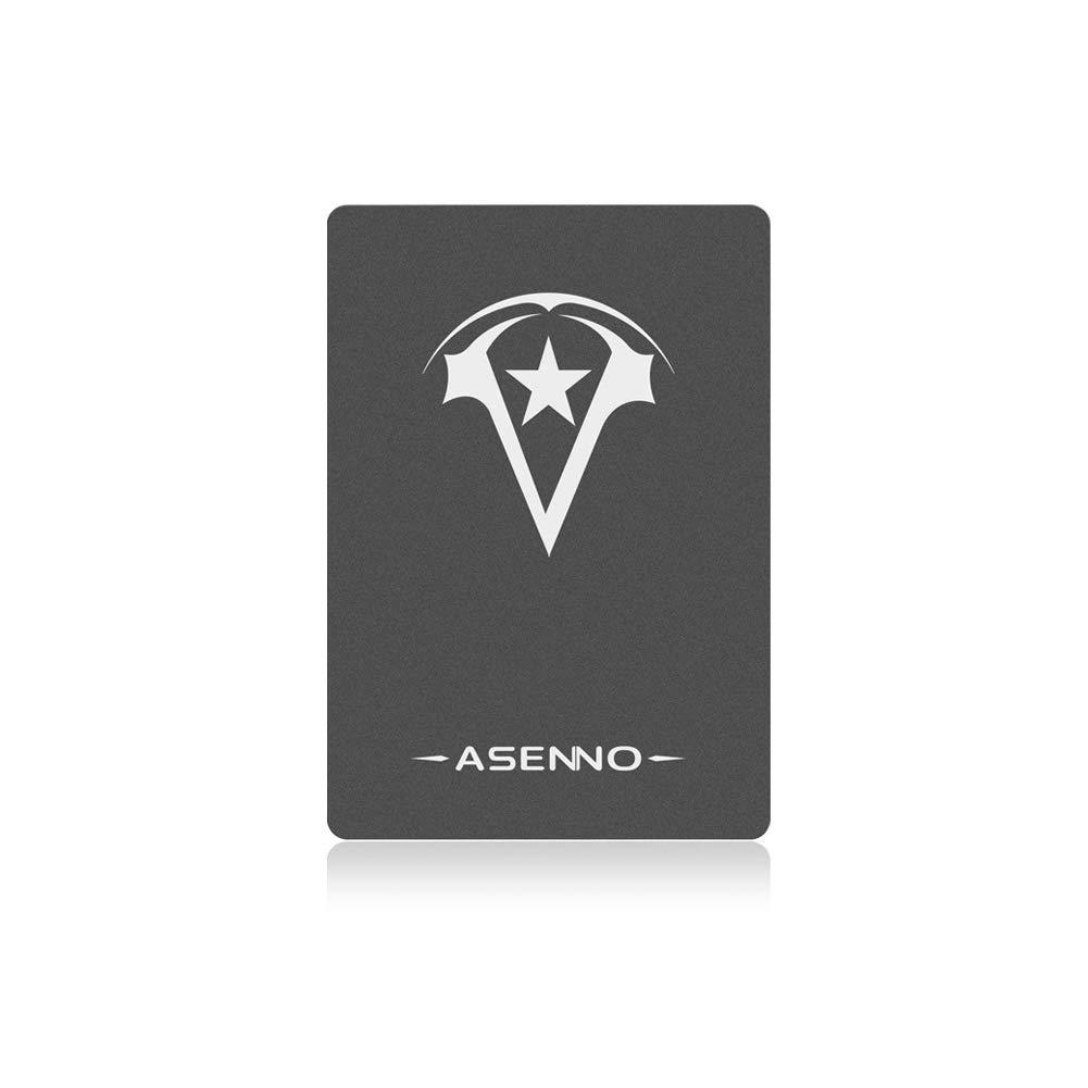 ASENNO SSD Unidad de Estado sólido (2.5 Pulgadas SATA 3) SSD ...